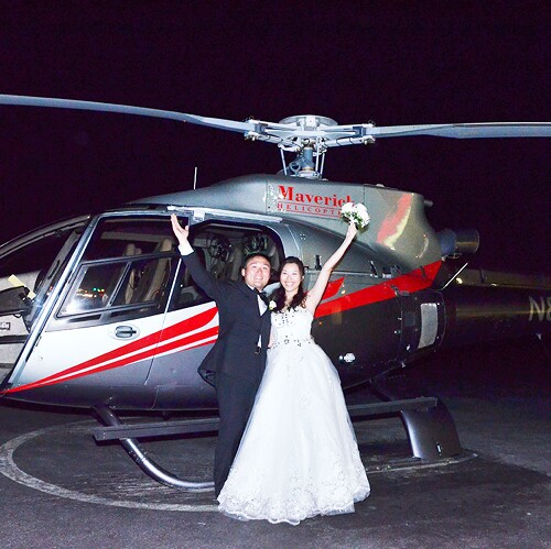 Love is in the Air (Helicopter)